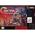 Contra III 3 The Alien Wars