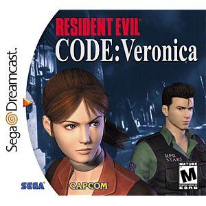 Resident Evil CODE Veronica Image