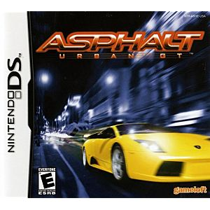 Asphalt Urban GT DS Game Image