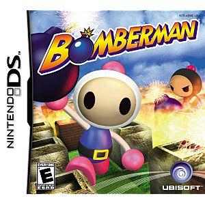 Bomberman DS Game