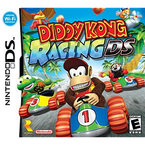Diddy Kong Racing DS DS Game