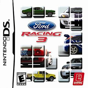 Ford Racing 3 DS Game Image