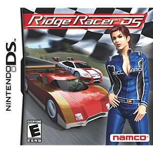 Ridge Racer DS DS Game Image