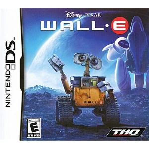 Wall-E DS Game