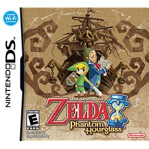 Zelda Phantom Hourglass