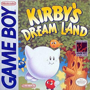 Kirby's Dream Land Image