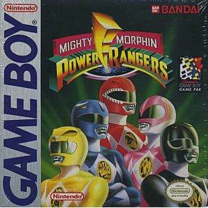Mighty Morphin Power Rangers Image