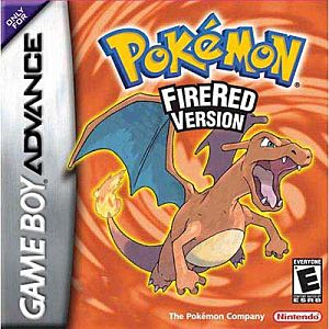 Pokemon Fire Red Image