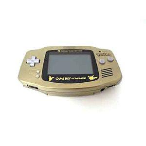 Pokemon Center Gold Game Boy Advance System