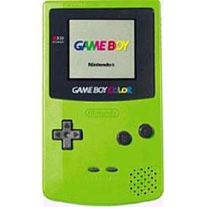 Kiwi Game Boy Color System