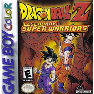 Dragon Ball Z Legendary Super Warriors