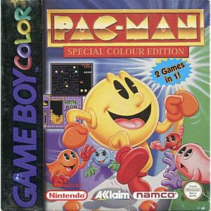 Pac-Man Special Color Edition