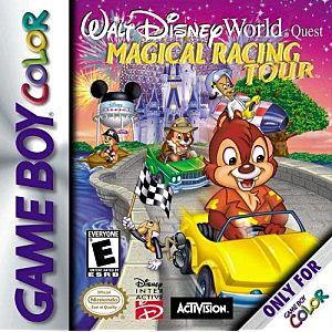 Walt Disney Magical Racing Tour