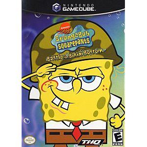 SpongeBob SquarePants Battle for Bikini Bottom Image