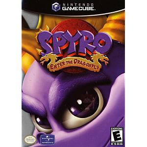 Spyro Enter the Dragonfly Image