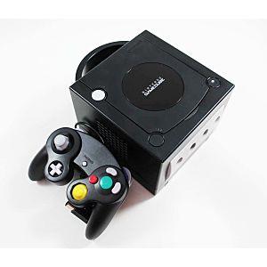 Black Nintendo Gamecube System
