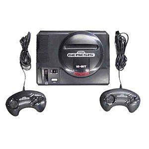 Original Genesis System Console v1 Image