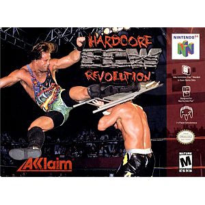 ECW Hardcore Revolution