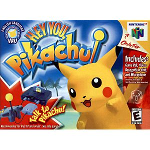 Hey You Pikachu VRU