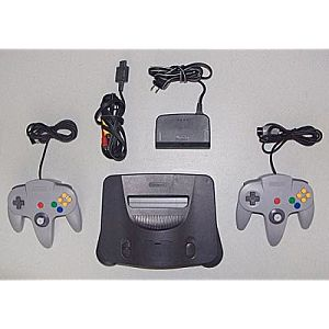 Original Nintendo 64 Console with Expansion Pak! Image
