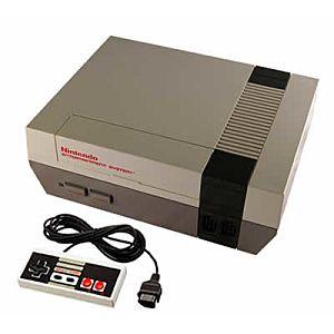 Original NES Nintendo Console System!