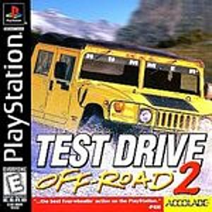 test drive off road 2 sony playstation