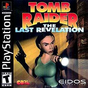 Tomb Raider Last Revelation Image