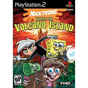 Nicktoons Battle For Volcano Island Review