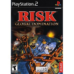 Risk global domination playstation
