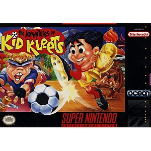 Adventures of Kid Kleets Image