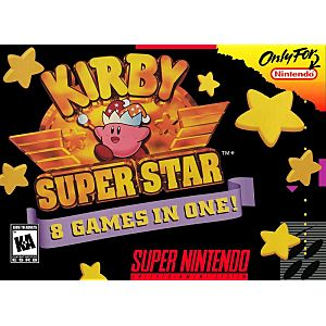 Kirby's Super Star Image