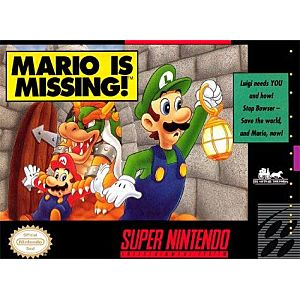 Mario is Missing Image