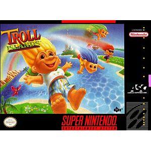 Super Troll Islands Snes Review