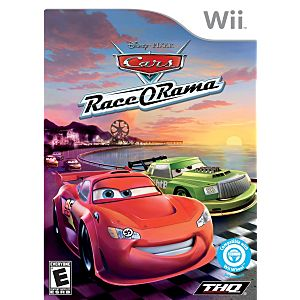 Cars Race O Rama Wii  Player
