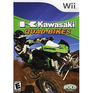 Kawasaki Quad Bikes