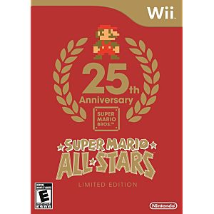 Super Mario All-Stars Limited Edition