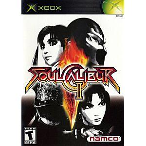 Soul Calibur 2 II