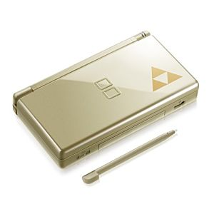 buy nintendo ds lite system gold zelda. Black Bedroom Furniture Sets. Home Design Ideas