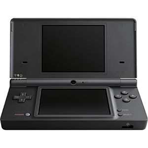 Nintendo DSi System - Matte Black