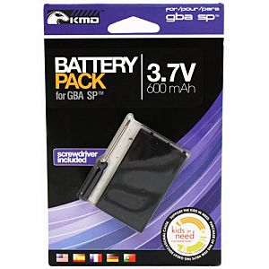 GBA SP Replacement Battery