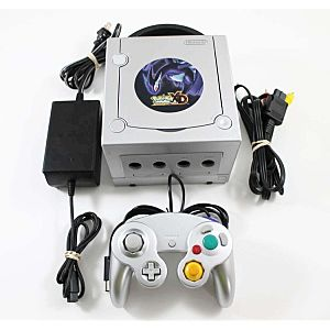 Original Pokemon Nintendo Gamecube System