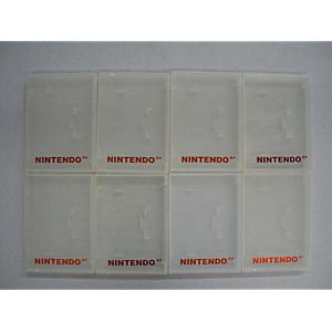 Lot of 8 Nintendo 64 Game Cases Image