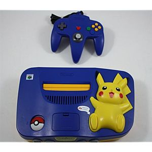 Pokemon Nintendo 64 System!