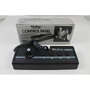 Original Vectrex Control Panel in box!