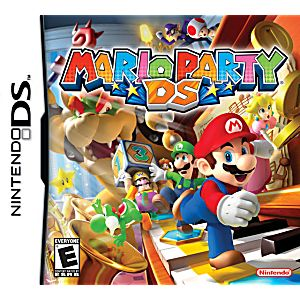 Mario Party DS DS Game
