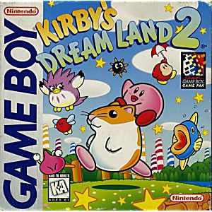 Kirby's Dream Land 2 II