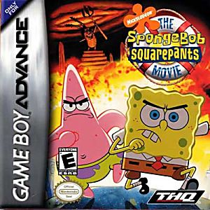 Sponge Bob Square Pants The Movie