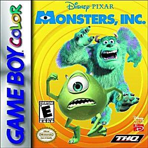 Disney/Pixar Monsters Inc