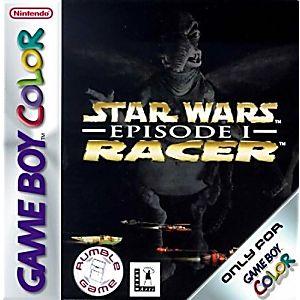 Star Wars Episode One Racer