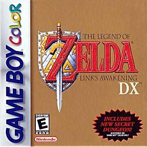 The Legend of Zelda Link's Awakening DX